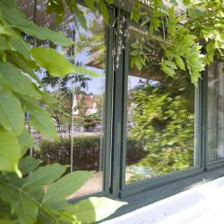 Topglass dubbel glas vervangen houten raam behouden